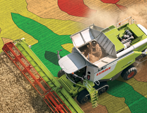 CLAAS Yield Mapping